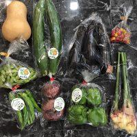 青梅岩蔵 野菜