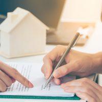 住宅ローン サイン