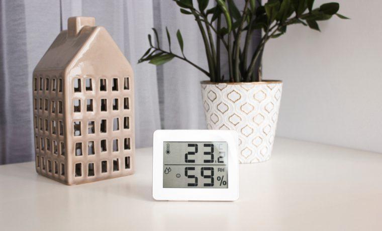 家 温度計