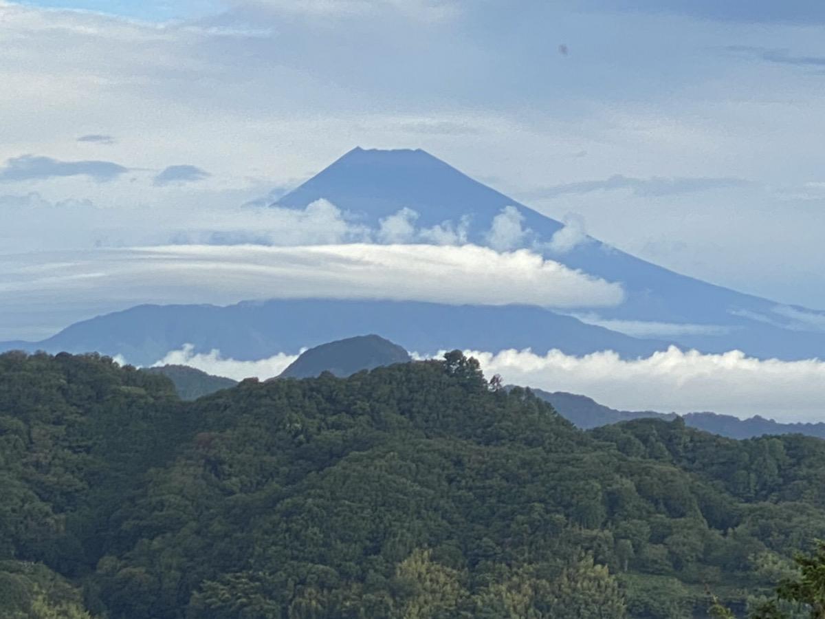 富士山 山