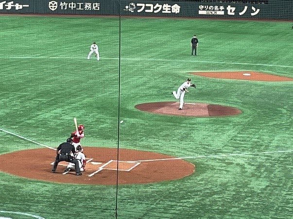 東京ドーム 巨人戦