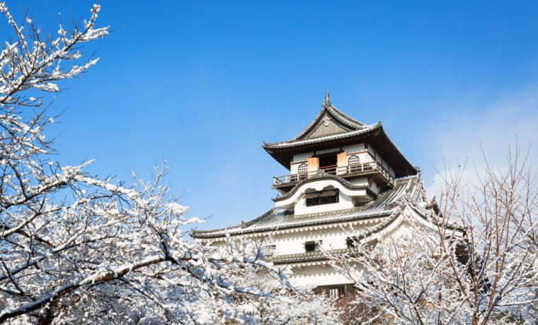 犬山城 愛知県
